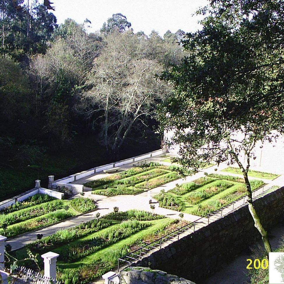 Jardines da Quinta Brandia
