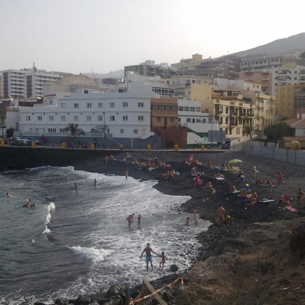 Playa del Chovito, Tenerife